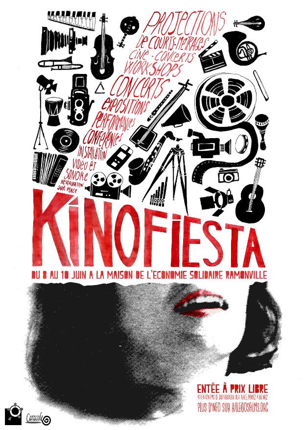 affiche kinofiesta 2018